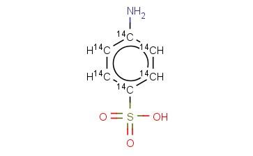 SULFANILIC ACID [RING-14C(U)]