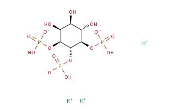D-MYO-INOSITOL 3,4,5-TRISPHOSPHATE TRIPOTASSIUM SALT