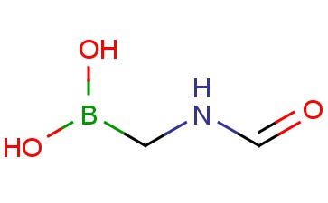 (FORMAMIDOMETHYL)BORONIC ACID