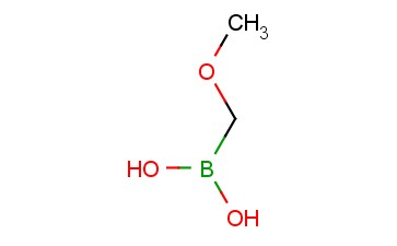 (METHOXYMETHYL)BORONIC ACID