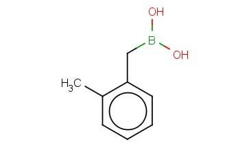 [(2-METHYLPHENYL)METHYL]BORONIC ACID
