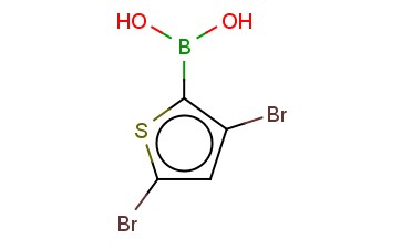 (3,5-DIBROMOTHIOPHEN-2-YL)BORONIC ACID