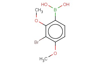 B-(3-BROMO-2,4-DIMETHOXYPHENYL)-BORONIC ACID