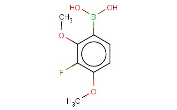 B-(3-FLUORO-2,4-DIMETHOXYPHENYL)-BORONIC ACID