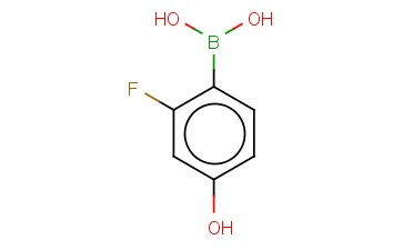 2-FLUORO-4-HYDROXYPHENYLBORONIC ACID
