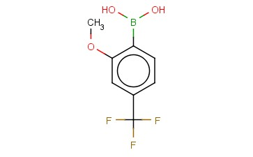 2-METHOXY-4-(TRIFLUOROMETHYL)-PHENYLBORONIC ACID