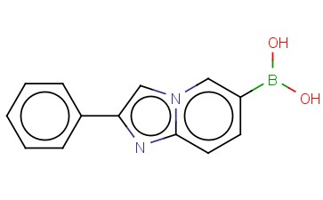 2-PHENYLIMIDAZO[1,2-A]PYRIDIN-6-YLBORONIC ACID