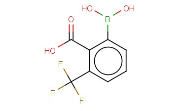 2-BORONO-6-TRIFLUOROMETHYLBENZOIC ACID