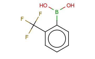 2-(TRIFLUOROMETHYL)PHENYLBORONIC ACID