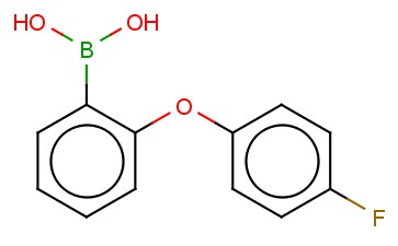 B-[2-(4-FLUOROPHENOXY)PHENYL]-BORONIC ACID