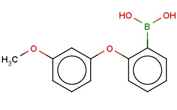 B-[2-(3-METHOXYPHENOXY)PHENYL]-BORONIC ACID