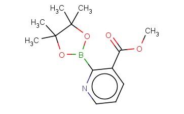 METHYL 2-(4,4,5,5-TETRAMETHYL-1,3,2-DIOXABOROLAN-2-YL)NICOTINATE