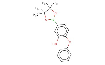 2-PHENOXY-5-(4,4,5,5-TETRAMETHYL-1,3,2-DIOXABOROLAN-2-YL)-PHENOL