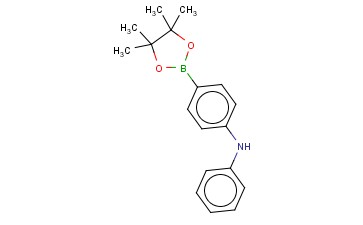 N-PHENYL-4-(4,4,5,5-TETRAMETHYL-1,3,2-DIOXABOROLAN-2-YL)ANILINE