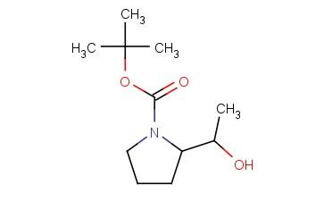 1-Boc-2-(1-hydroxyethyl)-pyrrolidine