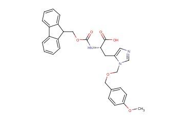 N-Fmoc-3-[[(4-methoxyphenyl)methoxy]methyl]-L-histidine