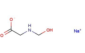 N-羟甲基甘氨酸钠
