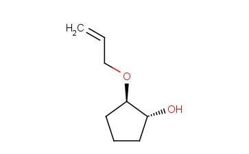(1R,2R)-2-(allyloxy)cyclopentan-1-ol