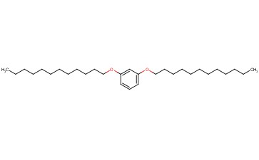 1,3-BIS(<span class='lighter'>DODECYLOXY</span>)BENZENE