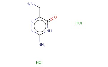 3-AMINO-6-(AMINOMETHYL)-1,2,4-TRIAZIN-5(4H)-ONE DIHYDROCHLORIDE