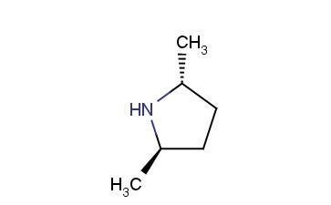 (2R,5R)-(-)-TRANS-2,5-DIMETHYLPYRROLIDINE