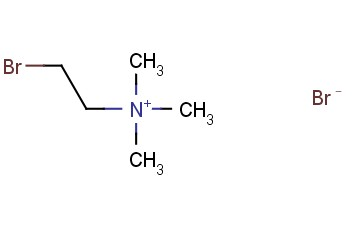 (2-BROMOETHYL)TRIMETHYLAMMONIUM BROMIDE