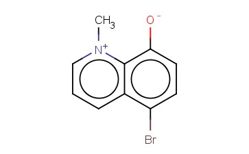 5-BROMO-1-METHYLQUINOLIN-1-IUM-8-OLATE