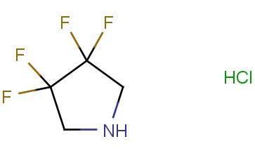 3,3,4,4-四氟吡咯烷盐酸盐