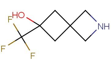 6-(TRIFLUOROMETHYL)-2-AZASPIRO[3.3]HEPTAN-6-OL