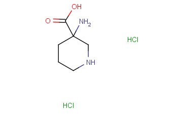 3-AMINOPIPERIDINE-3-CARBOXYLIC ACID DIHYDROCHLORIDE