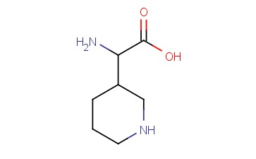 2-AMINO-2-(PIPERIDIN-3-YL)ACETIC ACID