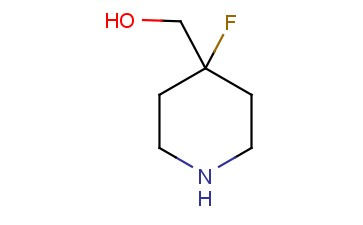 4-FLUORO-4-(HYDROXYMETHYL)PIPERIDINE