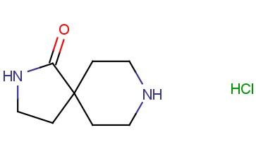 2,8-DIAZASPIRO[4.5]DECAN-1-ONE HYDROCHLORIDE