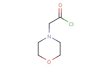 4-MORPHOLINEACETYL CHLORIDE
