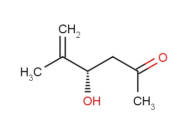 (S)-4-HYDROXY-5-METHYL-5-HEXEN-2-ONE