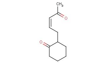 2-[(2Z)-4-OXO-2-PENTENYL]CYCLOHEXANONE