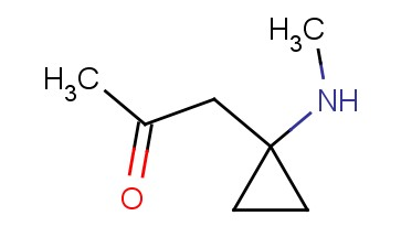 1-[1-(METHYLAMINO)CYCLOPROPYL]PROPAN-2-ONE