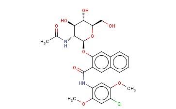 N-乙酰-B-D-葡糖胺萘酚