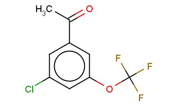 3'-CHLORO-5'-(TRIFLUOROMETHOXY)ACETOPHENONE