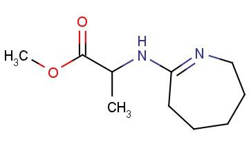 METHYL 2-[(3,4,5,6-TETRAHYDRO-2H-AZEPIN-7-YL)AMINO]PROPANOATE