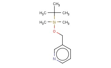 3-[[[(1,1-DIMETHYLETHYL)DIMETHYLSILYL]OXY]METHYL]-PYRIDINE