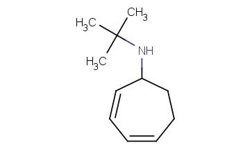N-TERT-BUTYLCYCLOHEPTA-2,4-DIEN-1-AMINE