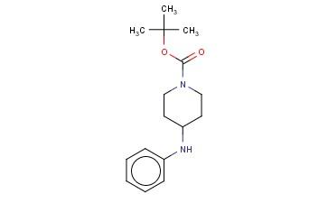 1-N-Boc-4-苯胺基哌啶