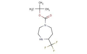 TERT-BUTYL 5-(TRIFLUOROMETHYL)-1,4-DIAZEPANE-1-CARBOXYLATE