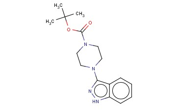 tert-Butyl4-(1H-indazol-3-yl)piperazine-1-carboxylate