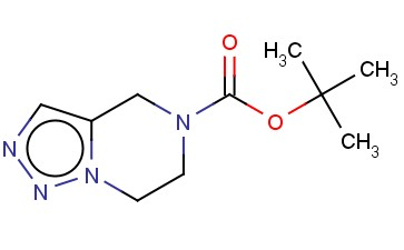 5-BOC-4,6,7-TRIHYDRO-1,2,3-TRIAZOLO[1,5-A]PYRAZINE