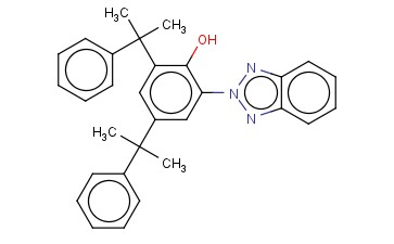 2-(2H-BENZOTRIAZOL-2-YL)-4,6-BIS(1-METHYL-1-PHENYLETHYL)PHENOL
