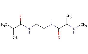 2-METHYL-N-(2-[2-(METHYLAMINO)PROPANAMIDO]ETHYL)PROPANAMIDE