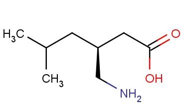 Hexanoic acid, 3-(aminomethyl)-5-methyl-, (3S)-