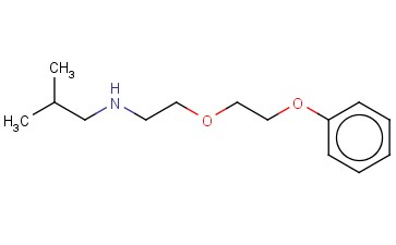 (2-METHYLPROPYL)[2-(2-PHENOXYETHOXY)ETHYL]AMINE